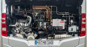 Egal ob Getriebe, Achsen oder Motor - wir haben den richtigen Service.