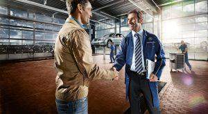 Dellen und Smart-Repair von Mercedes-Benz für Ihren Pkw bei Paul in Passau