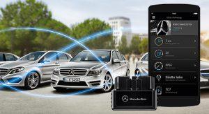 Connect Me für Ihren Mercedes-Benz Pkw von den Paul-Profis in Passau