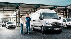 Der bequemste Service für Sie und Ihren Van von Paul in Vilshofen und Passau