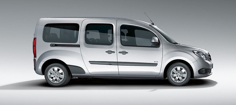 van mieten mercedes benz citan vito v klasse transporter paul passau. Black Bedroom Furniture Sets. Home Design Ideas