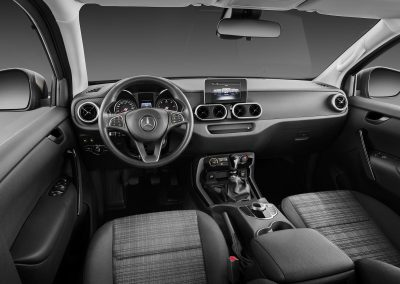 Mercedes-Benz X-Klasse – Interieur PURE