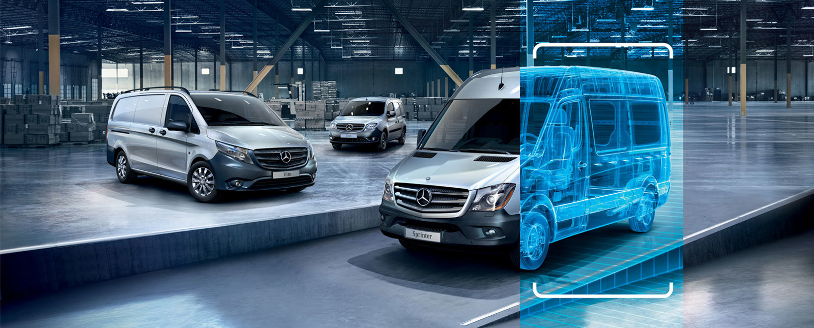 Mercedes Benz Junge Sterne Transporter bei Paul Passau