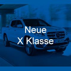 Neue X-Klasse