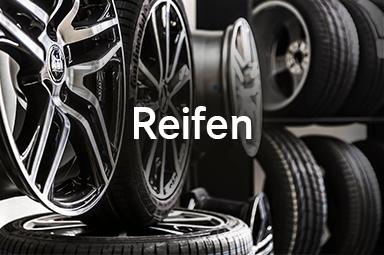 Reifen für alle Fahrzeugtypen bei der Josef Paul GmbH